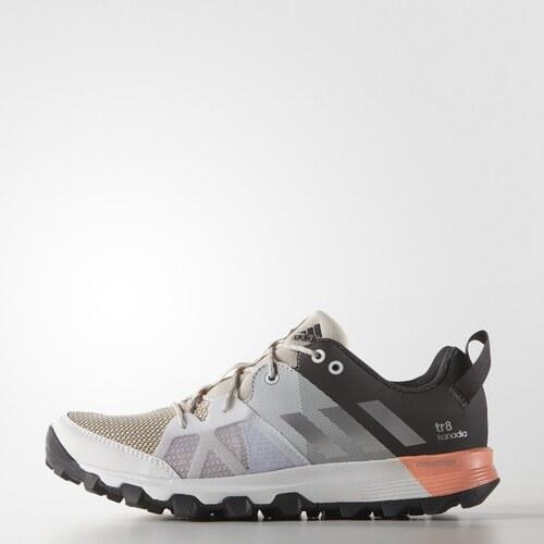 -6% adidas Performance Dámské běžecké boty adidas kanadia 8 tr w  CBROWN MSILVE SUNGLO 16810d8974