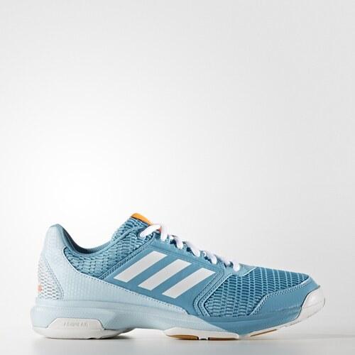 Dámské sálové boty adidas Performance Multido Essence W VAPBLU FTWWHT ICEBLU d031e424f8b
