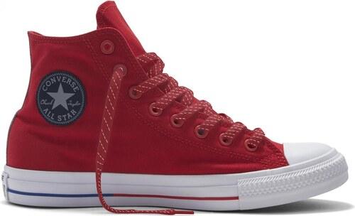 1df862300ff Unisex kotníkové boty Converse Chuck Taylor All Star červené - Glami.cz