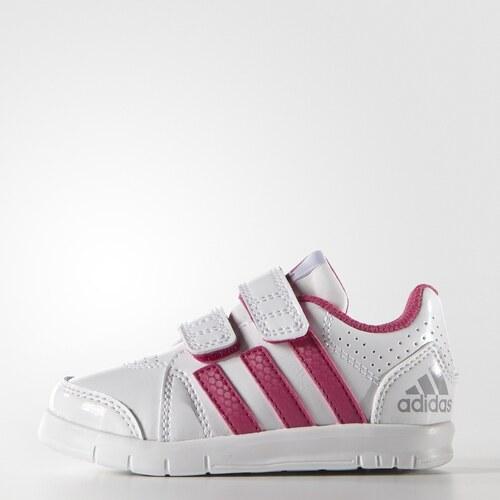 adidas Performance Dětské tenisky adidas LK Trainer 7 CF I  FTWWHT EQTPIN MIDGRE c57336d4baa