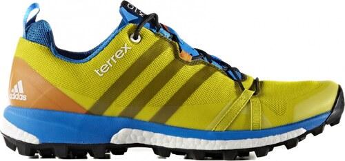 20b2269e998 Pánská treková obuv adidas Performance TERREX AGRAVIC BYELLO CBLACK UNILIM