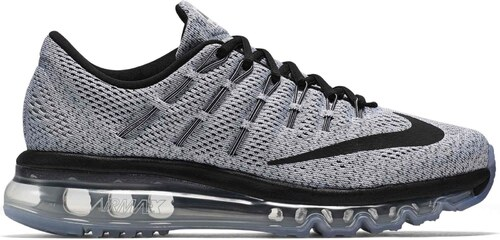 Dámské boty Nike WMNS AIR MAX 2016 šedo-černé WHITE BLACK - Glami.sk 1ffcfc51d4f