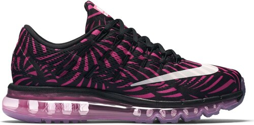 Dámské boty Nike WMNS AIR MAX 2016 PRINT růžovo-černé BLACK PEARL PINK- 4df8b507e5a