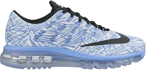 Dámské boty Nike WMNS AIR MAX 2016 PRINT modro-bílé CHALK BLUE BLACK ... 58de4fc290