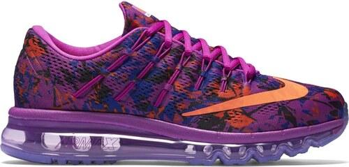 9ff7de20fa5 Dámské boty Nike WMNS AIR MAX 2016 PRINT fialové HYPR VLT TTL CRMSN-CNCRD