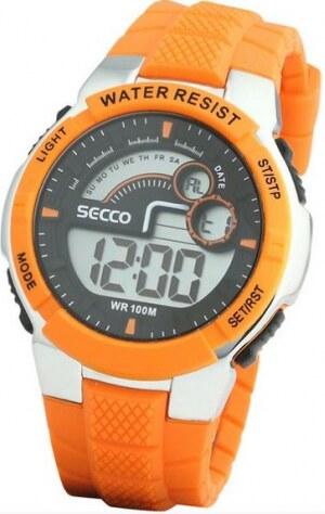 0efdf0bd8a9 SECCO S DJN-002 - pánské digitální hodinky - Glami.cz