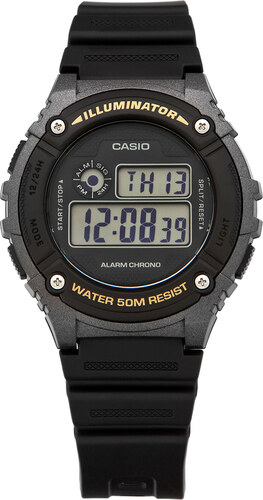 4e072b0cd Pánske hodinky Casio W-216H-1B - Glami.sk