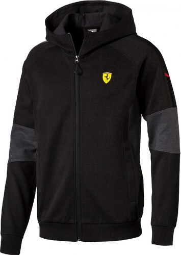 Pánská mikina Puma Ferrari SF Hooded Sweat Jacket Bl - Glami.cz ccddc0a3ca7