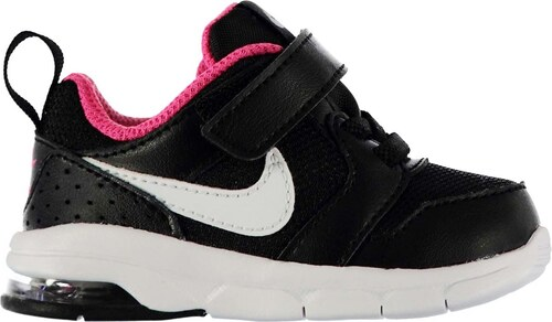 Nike Air Max Motion Infant Girls Trainers Black Wht Pink - Glami.sk 3a2b5385108