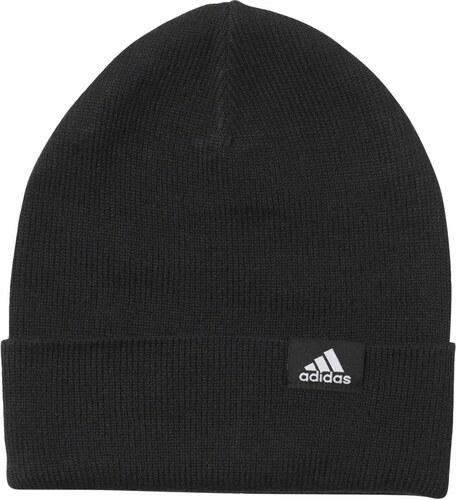 Pánská čepice adidas Performance PERF WOOLIE BLACK BLACK WHITE ... 9ccf687eb108