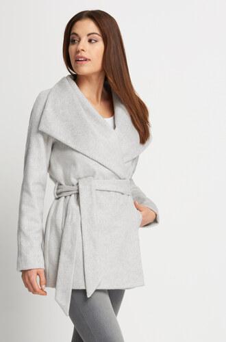 Orsay Krátky kabát previazaný opaskom - Glami.sk 34f585f4b99