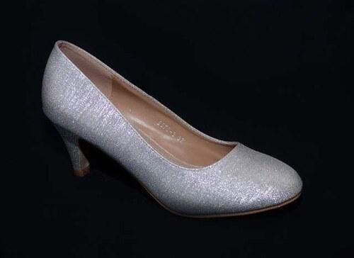 originální třpytivé stříbrné taneční boty 37 - Glami.cz ca38c0ae95