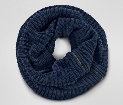 Tchibo Dutá pletená šála 4a0a9498bf