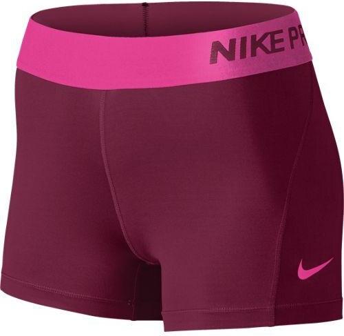 NIKE2 Dámské šortky Nike Pro Cool M ČERVENÁ - RŮŽOVÁ - Glami.cz 1e03cc74d4