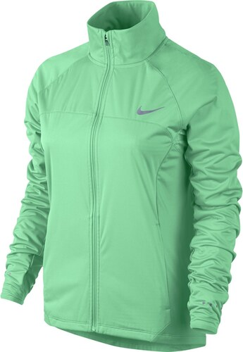 25f58ef9bfc6 Nike Shield Fz 2.0 Jacket zelená S - Glami.sk