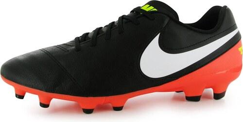 4150fdb06 kopačky Nike Total 90 Laser FG Mens Black/Wht/Orang - Glami.sk