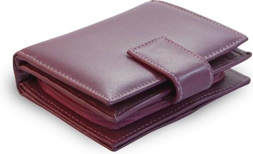 Arwel Fialová dámská kožená peněženka Alivia - Glami.cz 3cd2fd7cfc6
