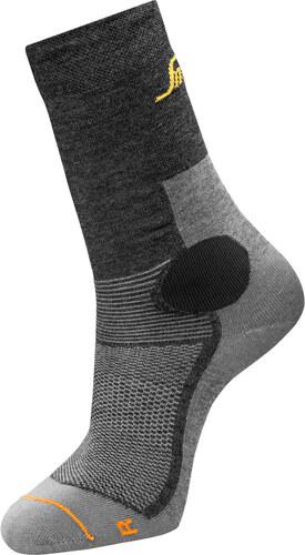Ponožky vlněné AllroundWork 37.5 střední vel. 37–40 Snickers Workwear 5013838070