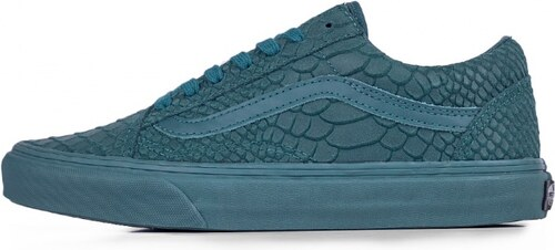f53a06b6fbb Sneakers - tenisky Vans Old Skool DX (Mono Python) Atlantic Deep ...