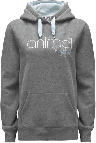 4208f16ef2 mikina Animal RESTING SANDS Charcoal Marl - Glami.cz
