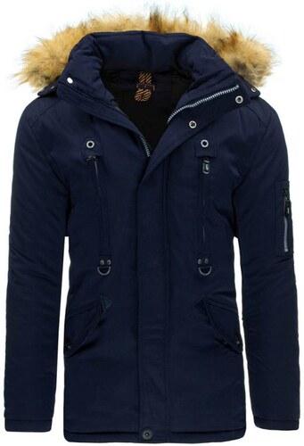 Manstyle Férfi elegáns téli kabát (parka) d7ee6dcb04