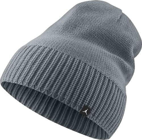 Pánská zimní čepice Jordan JUMPMAN BEANIE COOL GREY - Glami.cz cdaad525a0