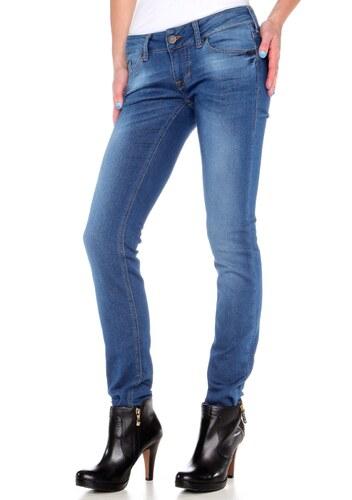 Mustang Dámské džíny Gina Skinny 3588 5395 ss15 modrá - Glami.cz 50b94d67a0