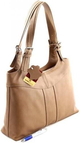 Dámská kožená kabelka Silvercase 4995-25 - Glami.cz 3b49efbdb3d