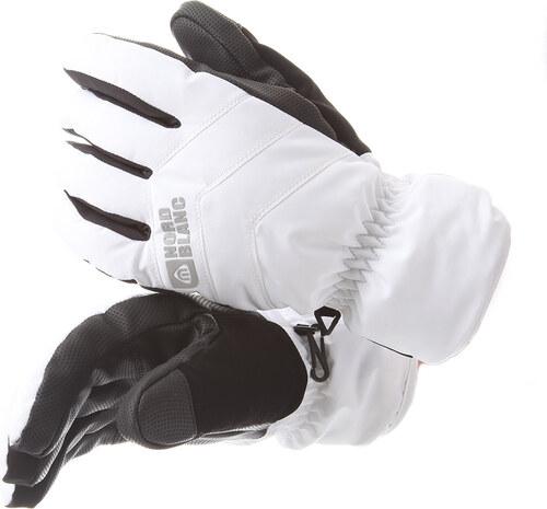 Lyžařské rukavice NORDBLANC CRUCIAL NBWG5977 BÍLÁ - Glami.cz 0f72c15c10
