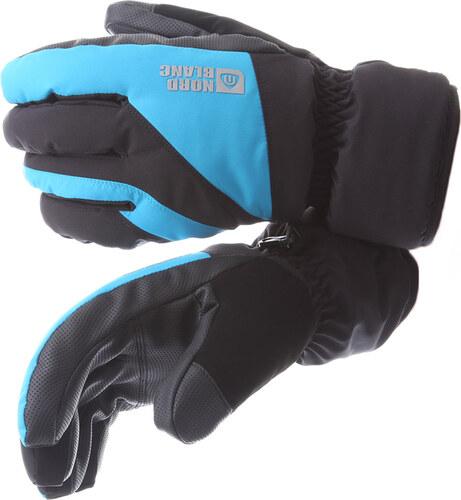 Pánské lyžařské rukavice NORDBLANC LORDLY NBWG5978 AZUROVĚ - Glami.cz 5075547f38
