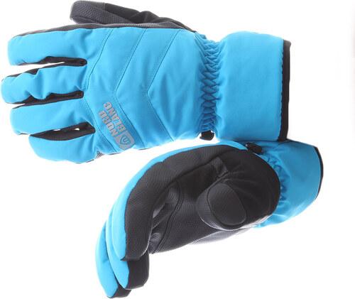 Lyžařské rukavice NORDBLANC CRUCIAL NBWG5977 AZUROVĚ MODRÁ - Glami.cz c5e710e9ea