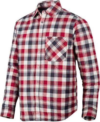 Košile zateplená RuffWork červená Snickers Workwear - Glami.cz 8da1d7a271
