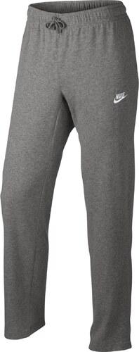 89861cd7a12 Pánské tepláky Nike M NSW PANT OH CLUB JSY DK GREY HEATHER WHITE ...