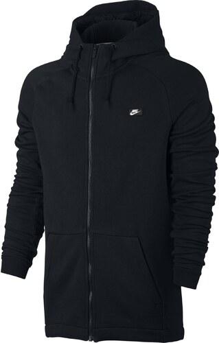 Pánská mikina Nike M NSW MODERN HOODIE FZ FT BLACK - Glami.cz 616919039f
