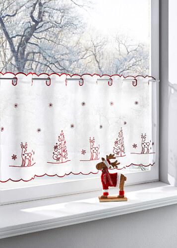 Bonprix kr tk z clona samuel - Tende natalizie per cucina ...