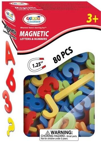 HM Studio Magnetická písmena + čísla - Glami.cz ff3d5039727