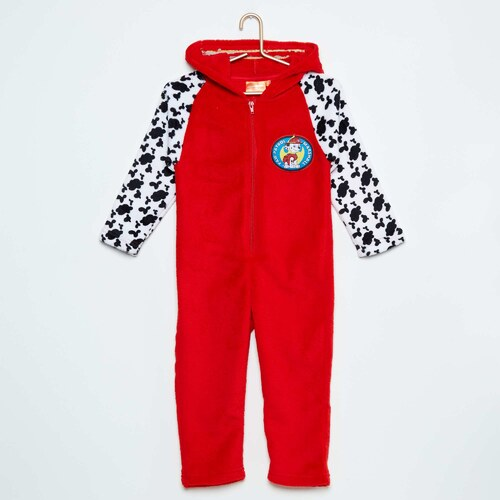 pyjama combinaison en polaire 39 pat 39 patrouille 39. Black Bedroom Furniture Sets. Home Design Ideas