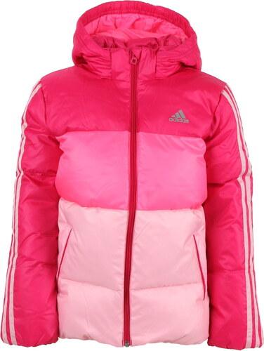 Dievčenská zimná bunda Adidas Performance - Glami.sk 57d145243d3