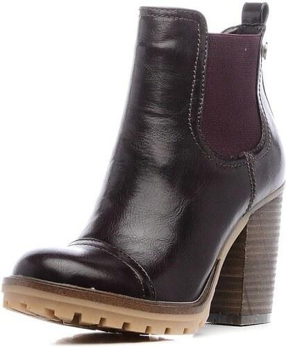 9a7f8beaee81 Betsy Dámska členková obuv 968083   06-04 dark bordeaux - Glami.sk