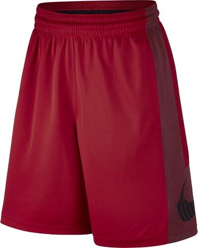 Pánské kraťasy Nike M SHORT SEASONAL HBR UNIVERSITY RED TEAM RED BLACK  41a50ed124