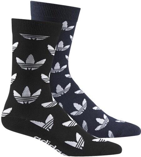 845e5f4770a adidas Originals Ponožky Thin Graphic Crew- 2 balení - Glami.cz
