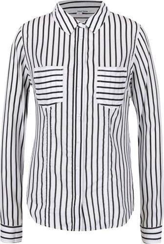 Bílo-černá pruhovaná košile TALLY WEiJL - Glami.cz 4eb72de2c7