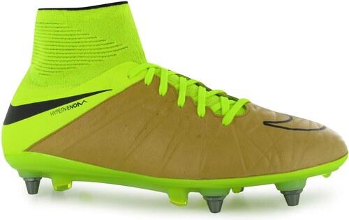 kopačky Nike Hypervenom Phantom SG pánské Canvas Black - Glami.sk 25f366e5736
