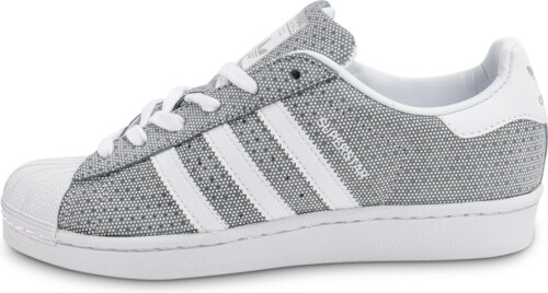 adidas Baskets/Tennis Superstar W Onix Femme