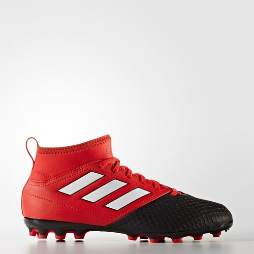 kopačky adidas F10 TRX FG Childrens Red Wht Black - Glami.sk f1b2668d5b