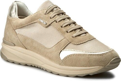 Sneakersy GEOX - D Airell C D642SC 02214 C6738 Lt Taupe - Glami.cz 152af8fbe7