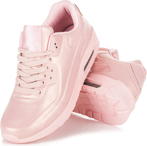 a45c25eeb1f6 CNB Dámske ružové štýlové športové tenisky - Glami.sk