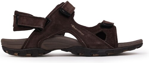 cc40234a69e1 Karrimor Antibes Leather Mens Walking Sandals Brown - Glami.sk