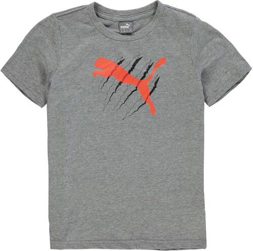 Tričko Puma Slash QTT T Shirt Junior Boys - Glami.sk 201bc98855e