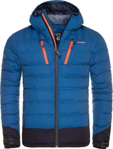 Zimní péřová bunda pánská HUSKY Fadin M tm. modrá - Glami.sk eb4b9611340